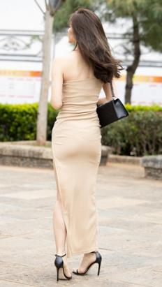 (套图一)淡黄色长裙美女(245P)[3.95G/JPG]